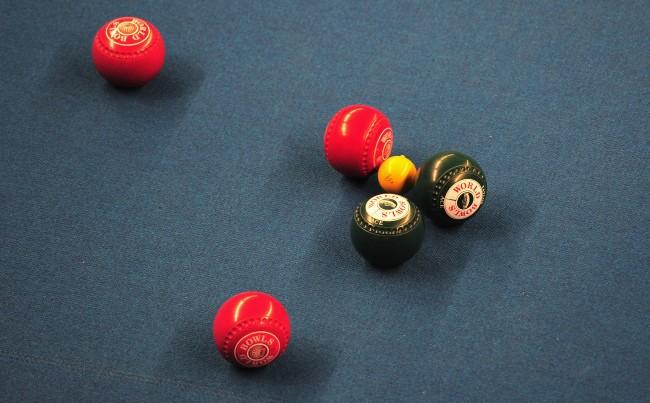 World Indoor Bowls Championships Bocce Ball