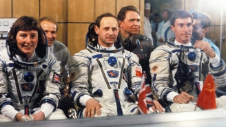 Britain's First Astronaut Says Aliens Definitely Exist And They Could Already Be Among Us