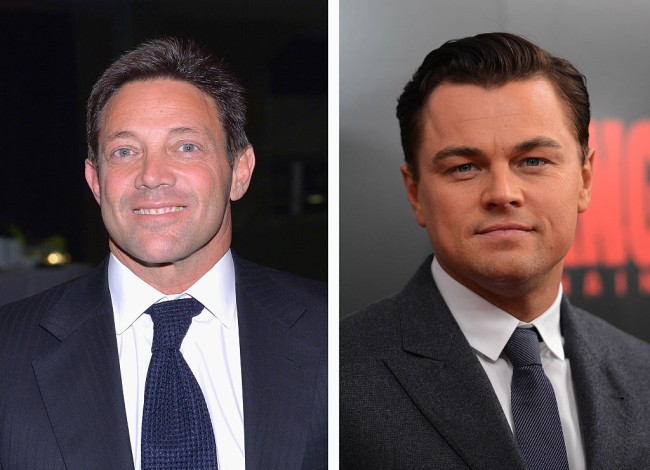 Jordan Belfort, the former stockbroker whose story inspired the Martin Scorses movie The Wolf of Wall Street, is suing the film's financiers for fraud and breach of contract, asking for $300 million in lawsuit.