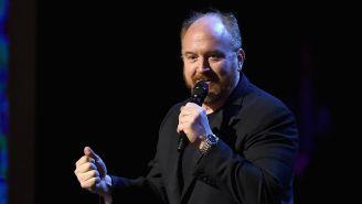 Louis C.K. Receives 'God-Like' Standing Ovation At Fundraiser Show For Deceased Comedian
