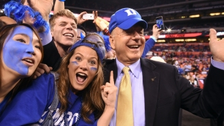Dick Vitale Named His Top 5 College Basketball Players Of The Decade And Kentucky Fans Are Not Happy