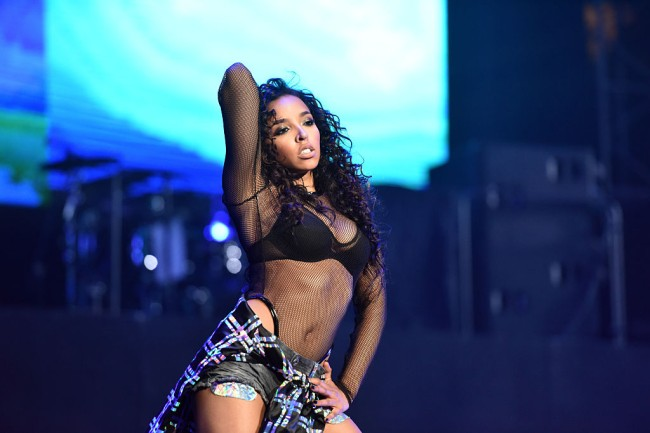 Tinashe admitted that she drank for six months after Ben Simmons started dating Kendal Jenner.