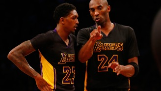 Lou Williams Tells Story Of How Kobe Bryant Didn't Allow Lakers Players To Wear Kobe Sneakers Because They Were 'Soft'