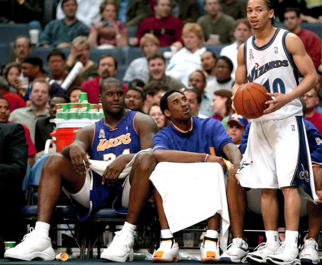 Adidas Kobe 2s Kobe Bryant and Shaq