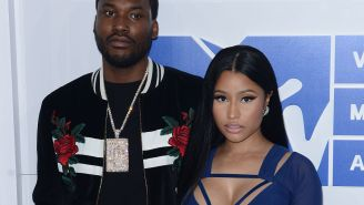 Video Shows Meek Mill Getting In Shouting Match With His Ex Nicki Minaj And Her Husband Kenneth Petty At Swanky Boutique