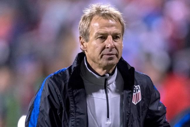 Jurgn Klinsmann
