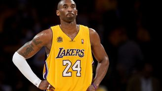 Raptors And Spurs Pay Tribute To Kobe Bryant By Dribbling Out Shot Clock To Begin Game