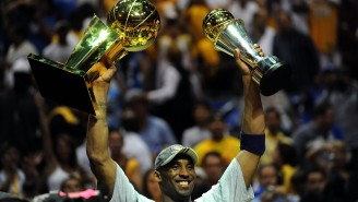 Kobe Bryant's One Goal In Life Since He Was A Kid Was To Win 8 NBA Championships And The Reason Why Is So Kobe
