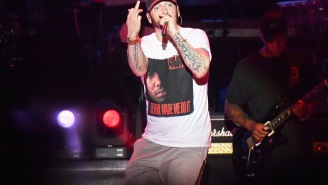 Eminem Breaks His Own 'Rap God' World Record For Fastest Rap On The Obscenely Fast Third Verse Of 'Godzilla'