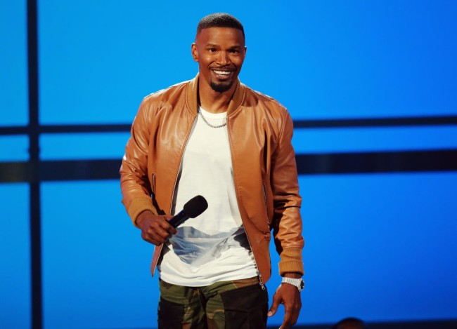 The story of why Jamie Foxx changed his name from Eric Marlon Bishop when he was first starting out in comedy.