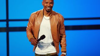 The Smart Reason Why Jamie Foxx Changed His Name