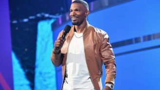 Jamie Foxx Is Returning To Stand-Up And Wants To Go On A Comedy Tour With Eddie Murphy