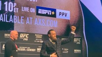 UFC 246 Odds: A Gambling Guide for Dummies – Conor McGregor vs. Donald Cerrone