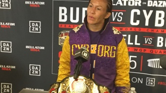 Cyborg Smashes Budd at Bellator 238 to Win Title: Caldwell Taps Borics in Featherweight Grand Prix
