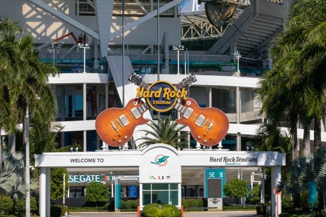 Hard Rock Stadium Miami Super Bowl LIV