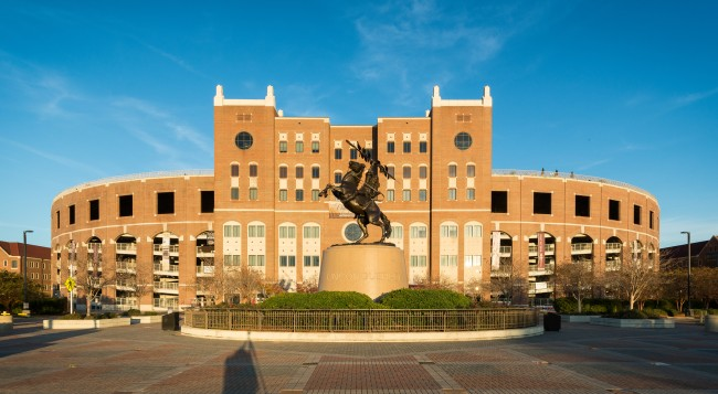 Florida State Seminoles Football Doak Campbell Stadium