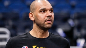 Lakers' Jared Dudley Punked A Guy On Twitter Who Tried Disrespecting Him For Being A Benchwarmer