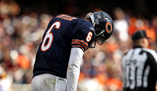 Jay Cutler Has Advice For Chicago Bears Quarterback Mitchell Trubisky