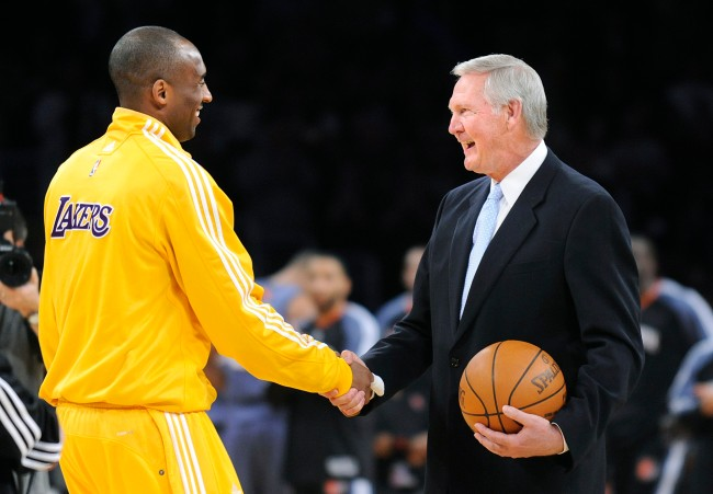 Jerry West shares never-before-told story about talking Kobe Bryant out of signing with Clippers
