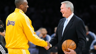 A Grieving Jerry West Shares Never-Before-Told Story About Once Talking Kobe Bryant Out Of Signing With Clippers