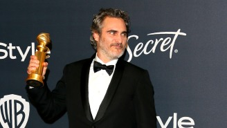 Joaquin Phoenix Sure Sounds Like He's Starting To Get Sick Of Talking About 'Joker'