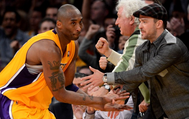Justin Timberlake Shares A Heartfelt Tribute To His Friend Kobe Bryant