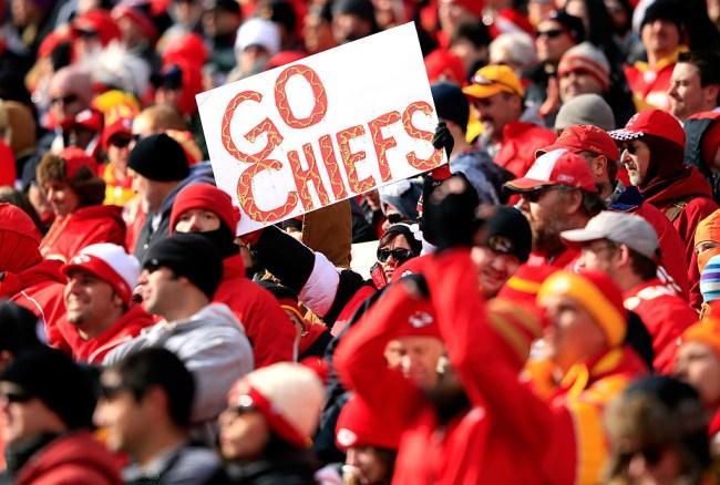 jinxed chiefs fan skipping afc championship