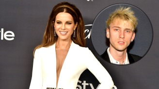 Kate Beckinsale Denies Machine Gun Kelly Hookup Rumors, Eviscerates Trolls Who Disapprove Of Her Dating Life