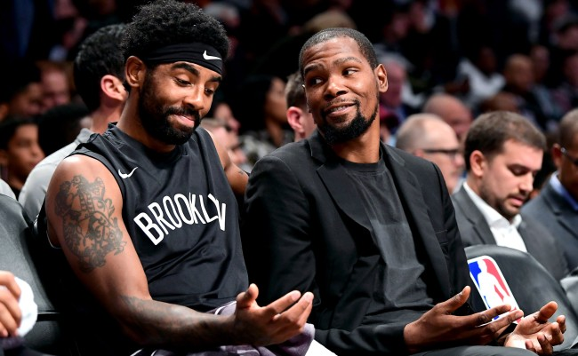 Kevin Durant Got Into Arguments With Brooklyn Nets Fans On Twitter