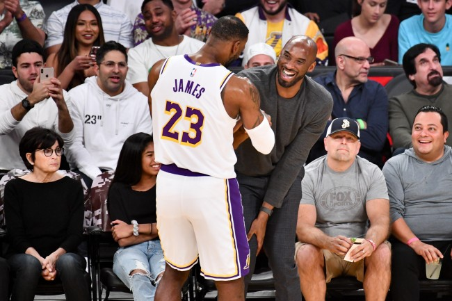 LeBron James honors Kobe Bryant in heartfelt Instagram post for first public comments since star's death