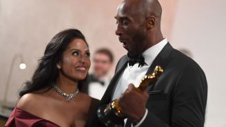 Kobe And Vanessa Bryant Reportedly Had A Pact To Never Fly Together On His Helicopter To Make Sure Their Children Always Had A Parent