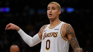 The LA Lakers Are Reportedly Listening To Trade Offers For Kyle Kuzma And The Sacramento Kings Are Interested