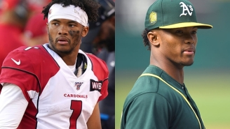 Kyler Murray Might Pull A Deion Sanders And Play In The NFL And MLB At The Same Time