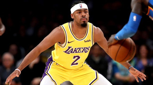 Lakers Quinn Cook Changing His Jersey Number To Honor Gianna Bryant