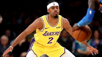 Lakers' Guard Quinn Cook Is Changing His Jersey Number To Honor Kobe's Daughter Gianna Bryant