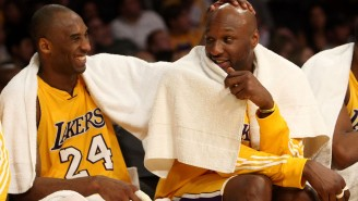 Lamar Odom Says He Would Trade Places With Kobe If God Would Allow It