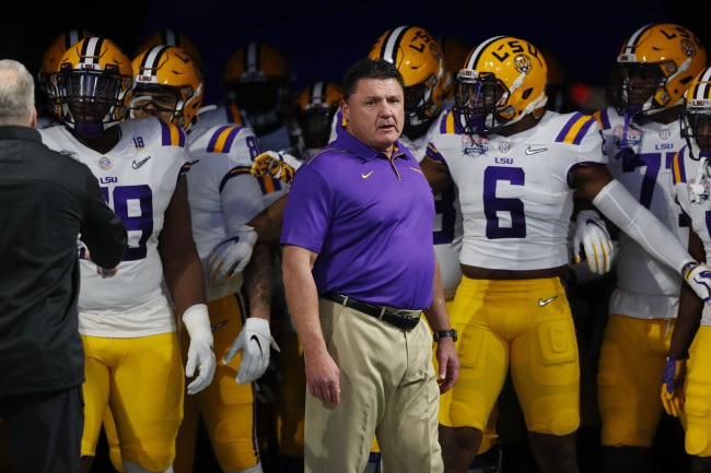 The LSU football hype video for the national championship game brings so much passion