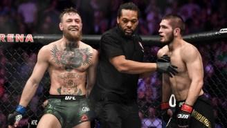 Dana White Explains What Conor McGregor Needs To Do To Earn Khabib Rematch