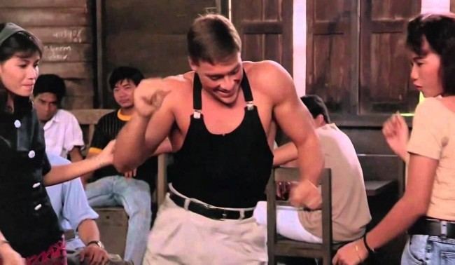 Mike Camerlengo Breaks Down The Dance Fight From The Movie Kickboxer