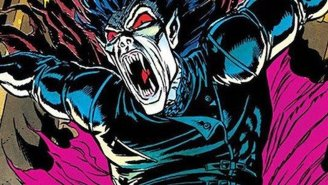 We've Got Our First Look At Jared Leto In The New Spidey Flick 'Morbius'