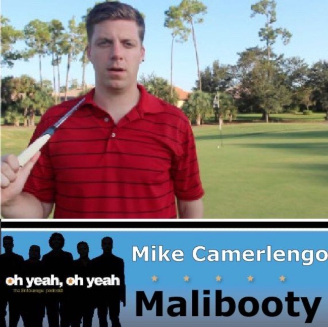 oh yeah oh yeah podcast with guest Mike Camerlengo