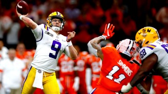 Ohio State Fans Were SOOO Salty, Melting Down During The LSU-Clemson National Championship Game
