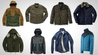 Save Up To 50% On These 8 Jackets In This Phenomenal Outerwear Sale