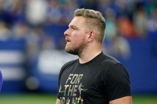 Pat McAfee offers up unique idea to solve NFL overtime problem, and it's so crazy it might be worth trying