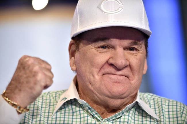 Pete Rose goes on rant about the Astros' cheating being way worse than his betting on games
