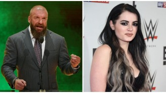 Triple H Apologizes For Nonsensical Sex Joke About WWE's Paige