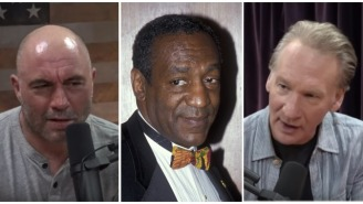 Joe Rogan And Bill Maher Trade Crazy Bill Cosby Stories About His Sickness With Control