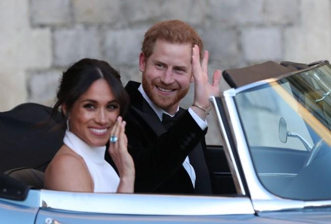 prince henry meghan markle leaving royal family