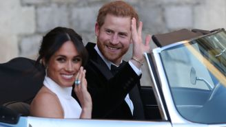 Prince Harry And Meghan Markle Are Flipping The Royal Family The Bird And Stepping Away From Their Official Duties