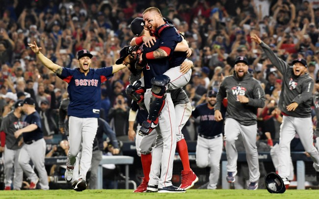 Red Sox Accused Of Using Video Replay Room For Sign-Stealing In 2018
